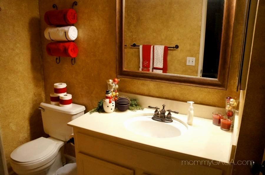 Guest Bathroom Decorating Ideas: Beautiful Guest Bathroom Decorating Ideas Picture