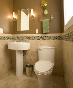 elegant half bathroom ideas photo-Elegant Half Bathroom Ideas Ideas