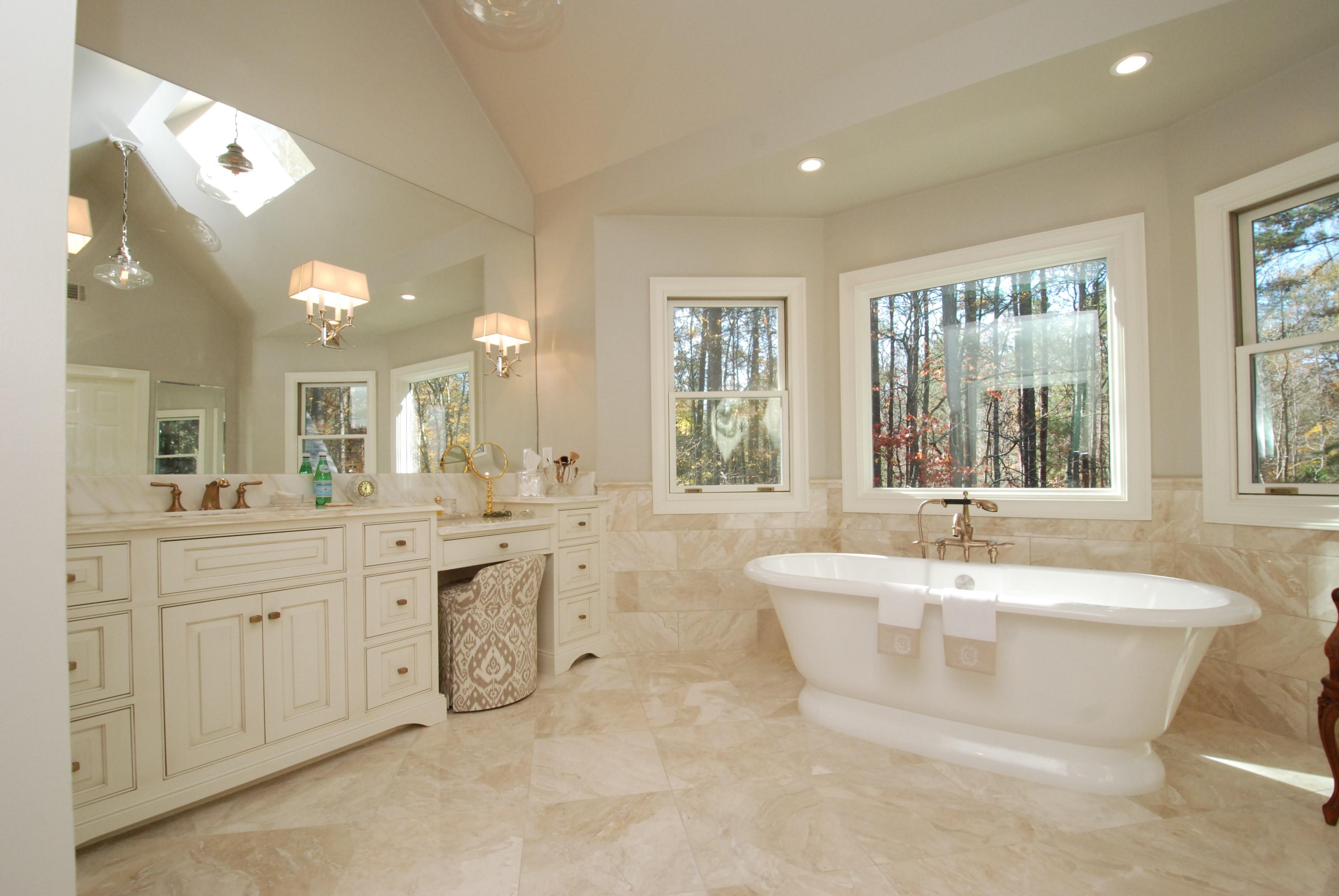 luxury elegant master bathrooms portrait bathroom design ideas rh bridgeportbenedumfestival com Luxury Master Bathrooms elegant modern master bathrooms