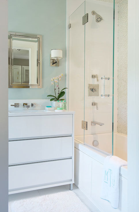 Bathroom green, seafoam green bathroom ideas mint green ...