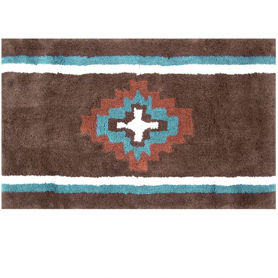 excellent southwestern bathroom rugs pattern-Cute southwestern Bathroom Rugs Décor