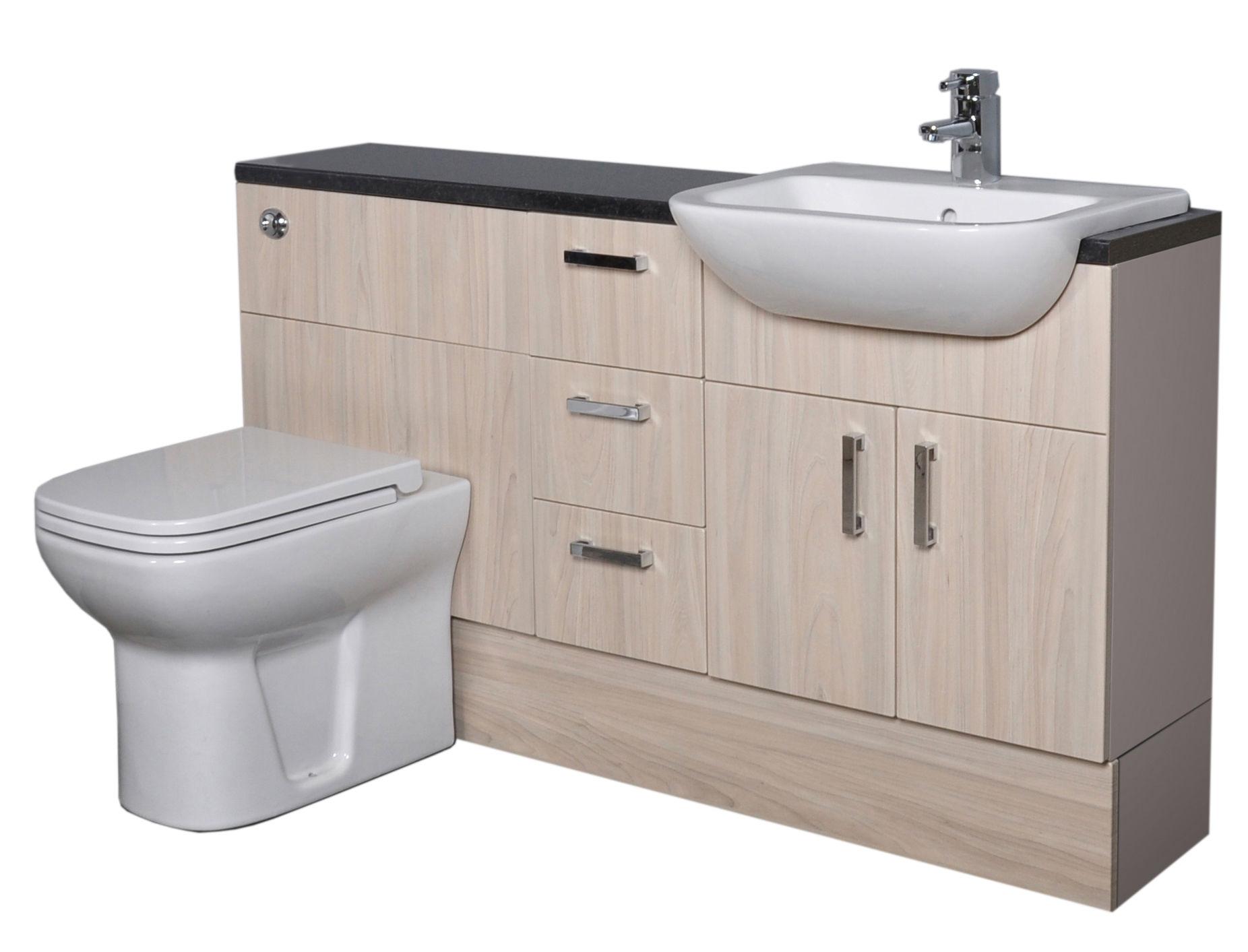 fancy 3 tier bathroom shelf model-Modern 3 Tier Bathroom Shelf Design