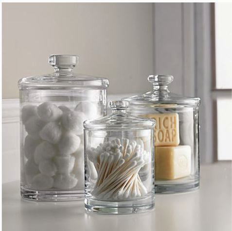 Exceptionnel ... Fancy Bathroom Canister Set Photograph Lovely Bathroom Canister Set  Decoration