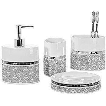 . Top Bathroom toothbrush Holder Set Photo   Home Sweet Home   Modern