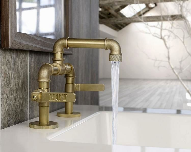 fancy gold bathroom faucet collection-Elegant Gold Bathroom Faucet Wallpaper