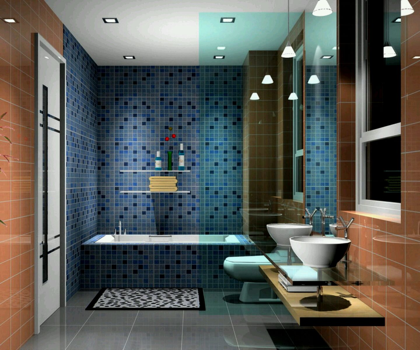 Stunning Master Bathroom Floor Plans Wallpaper - Bathroom Design ...