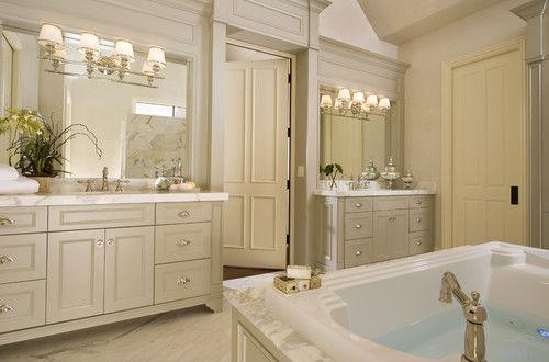 Fancy Off White Bathroom Vanity Decoration Unique Portrait