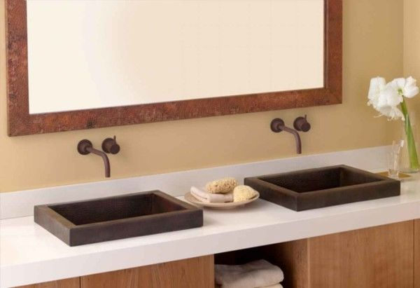 fancy oval bathroom sinks image-Amazing Oval Bathroom Sinks Decoration
