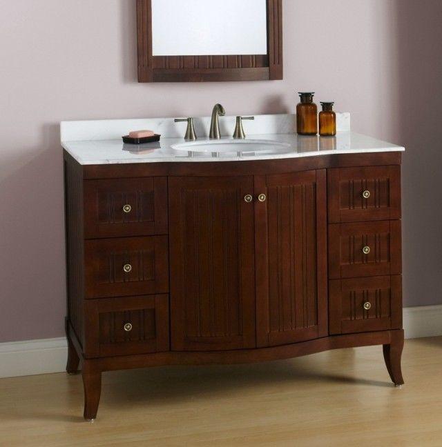 fantastic 48 inch bathroom vanity with top inspiration-Excellent 48 Inch Bathroom Vanity with top Pattern
