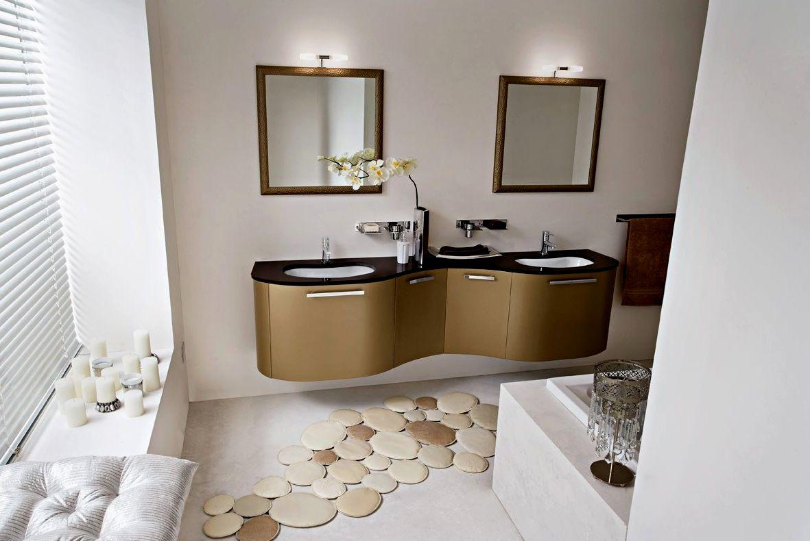 Sensational Contemporary Bathroom Rugs Design