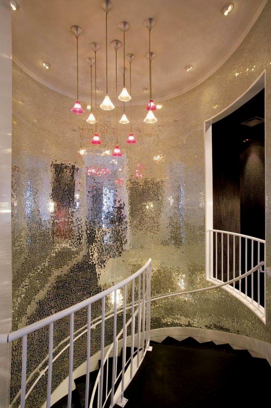 Latest Bathroom Chandelier Lighting Décor - Bathroom Design Ideas ...