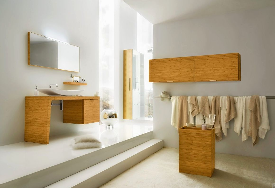 fascinating grey and yellow bathroom architecture-Lovely Grey and Yellow Bathroom Model