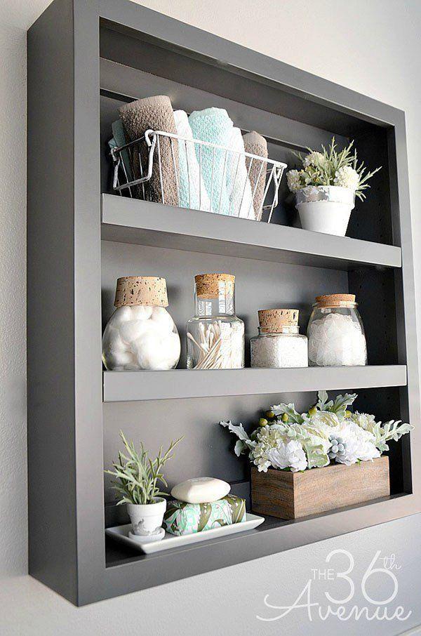 fascinating white bathroom shelves online-Lovely White Bathroom Shelves Pattern
