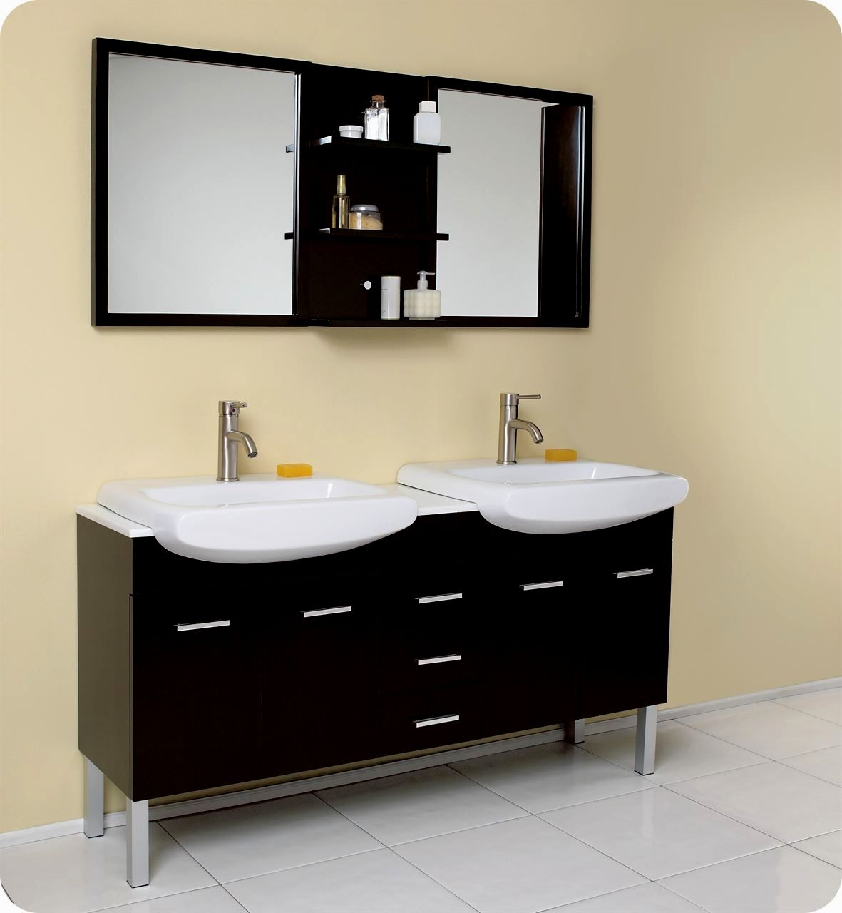 finest bathroom double vanities with tops decoration-Wonderful Bathroom Double Vanities with tops Gallery
