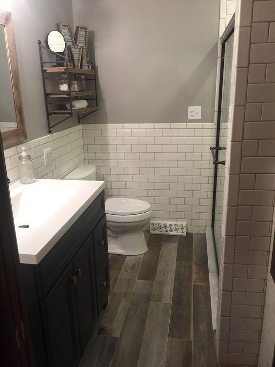 finest gray bathroom floor tile concept-Beautiful Gray Bathroom Floor Tile Portrait