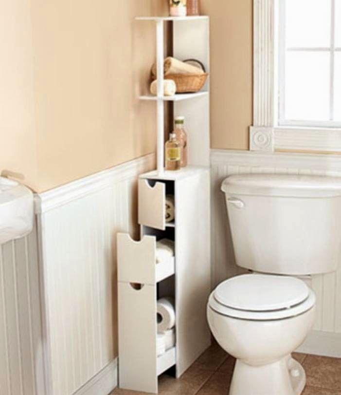 finest slim bathroom storage architecture-Beautiful Slim Bathroom Storage Model