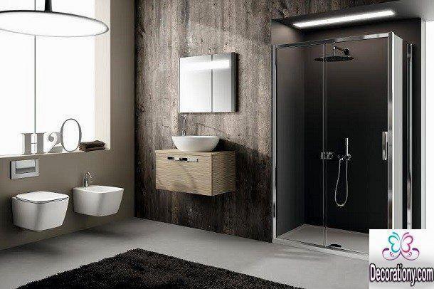finest tile bathroom floor ideas design-Lovely Tile Bathroom Floor Ideas Collection