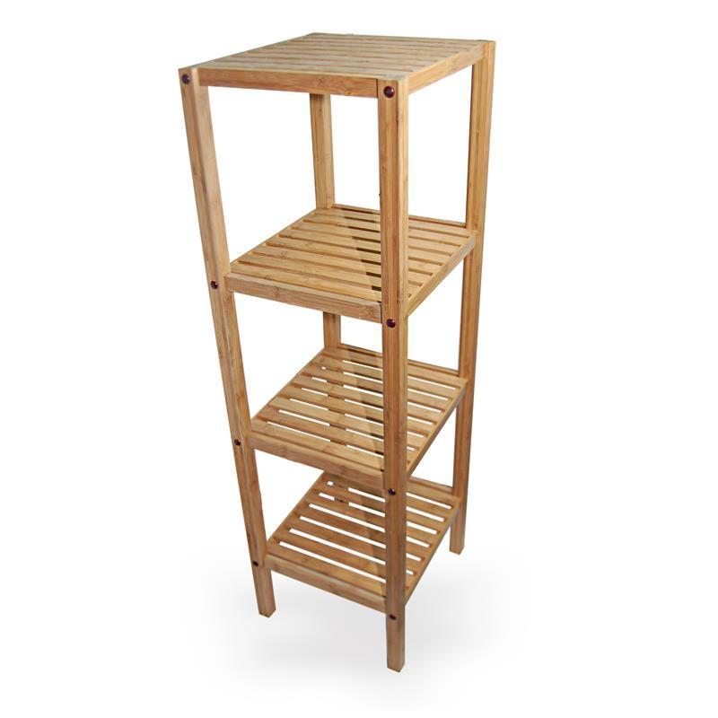 fresh 3 tier bathroom shelf concept-Modern 3 Tier Bathroom Shelf Design