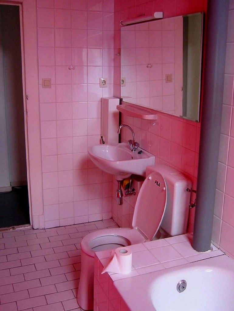 fresh pink bathroom decorating ideas concept-Cool Pink Bathroom Decorating Ideas Picture