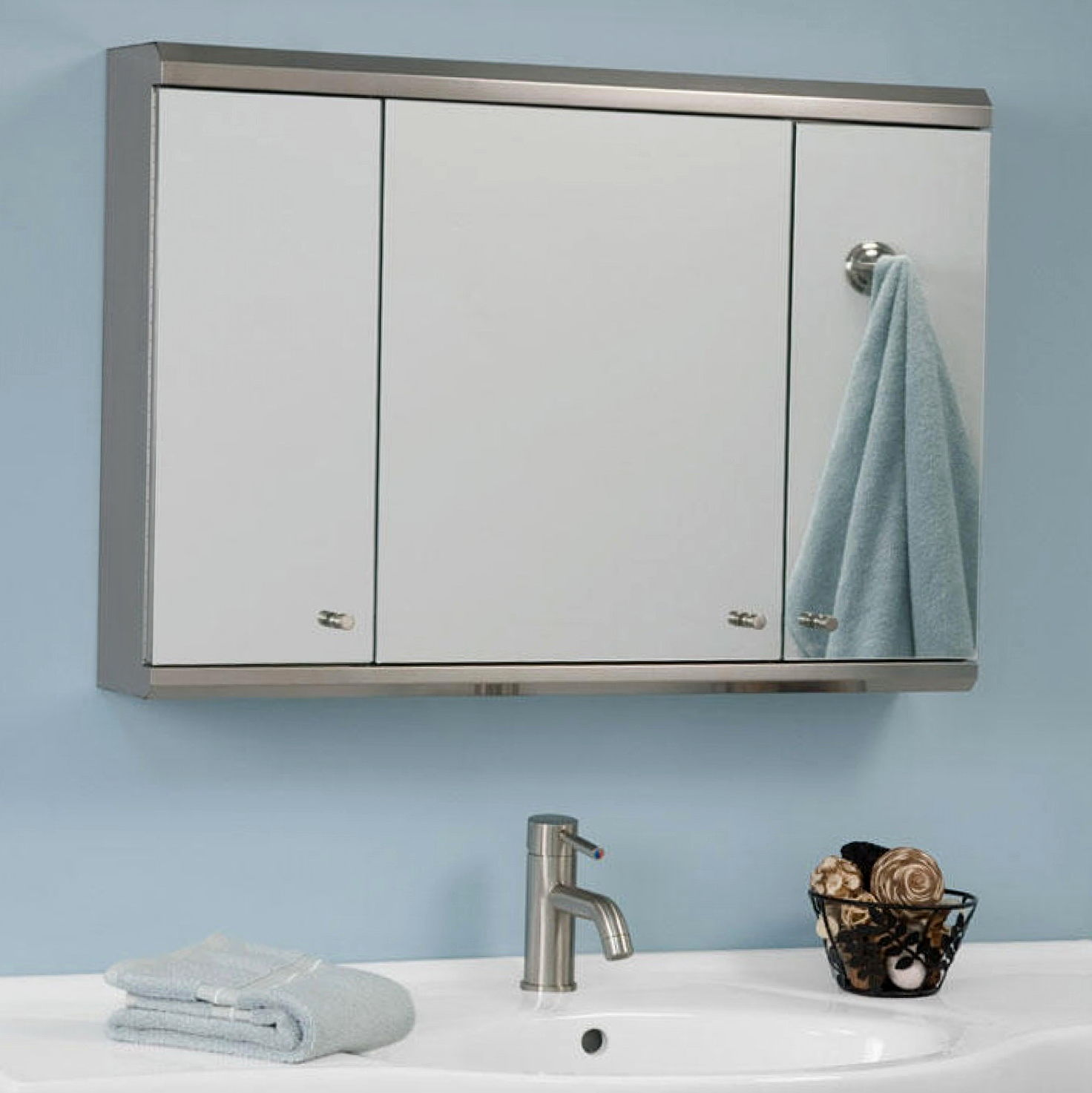 Tri Fold Bathroom Mirror - 4k Wallpapers Design