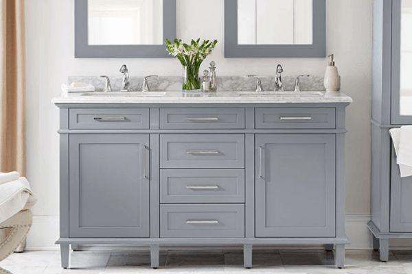 fresh white bathroom vanities ideas-Luxury White Bathroom Vanities Image