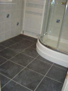 Gray Tile Bathroom Floor Beautiful Bathroom Floor Tiles Décor