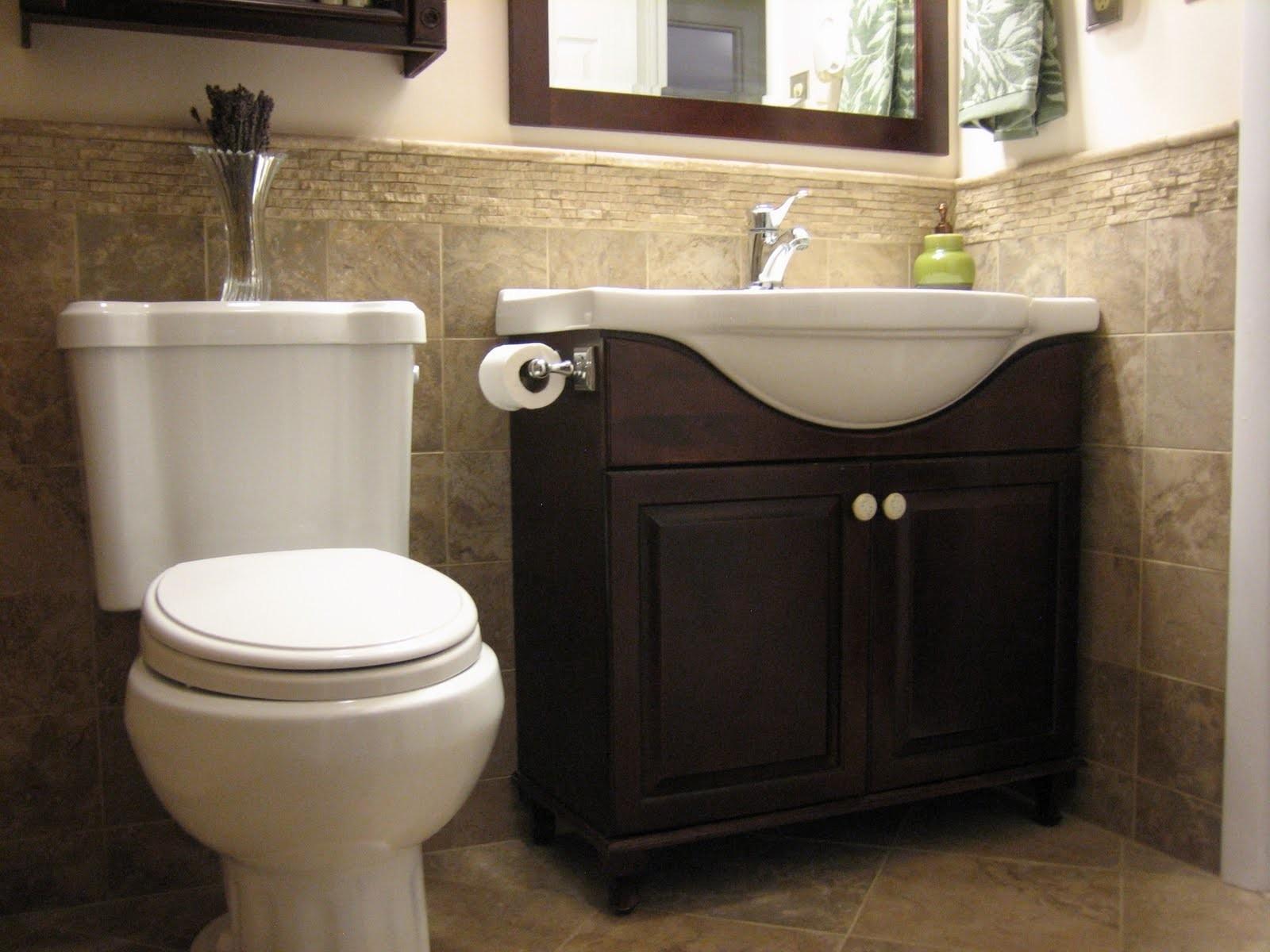 Elegant Half Bathroom Ideas Ideas