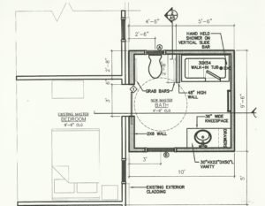 Handicap Bathroom Floor Plans Beautiful Small Bathroom Plans Shower Only Moncler Factory Outlets Gallery