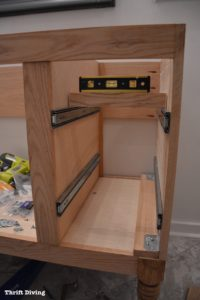 How to Build A Bathroom Cabinet Fantastic How to Build A Diy Bathroom Vanity From Scratch Gallery