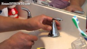 How to Install A Bathroom Faucet Fresh How to Installreplace A Bathroom Faucet Pattern