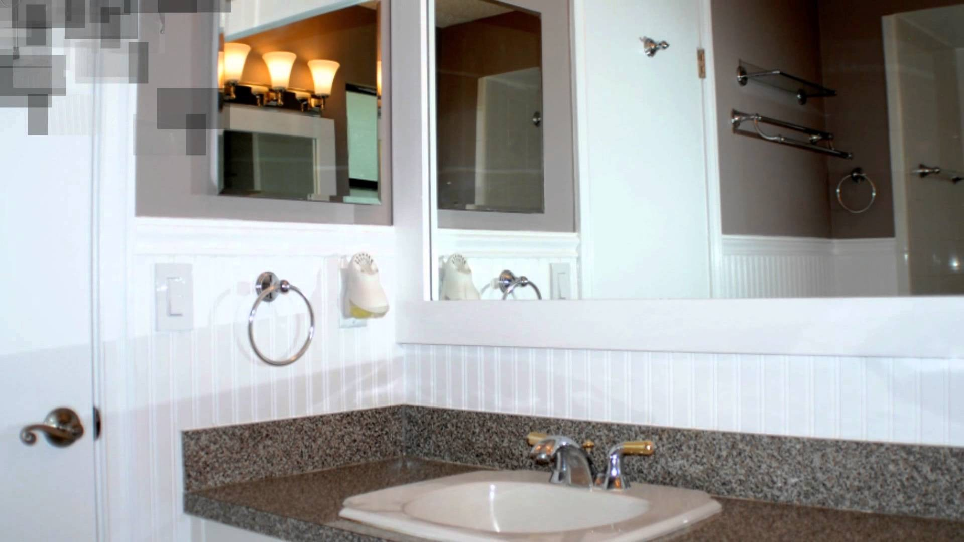 How to Install Wainscoting In Bathroom Incredible How to Install Beadboard In A Bathroom Construction