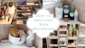 How to organize A Bathroom Finest How to organize Your Bathroom Concept