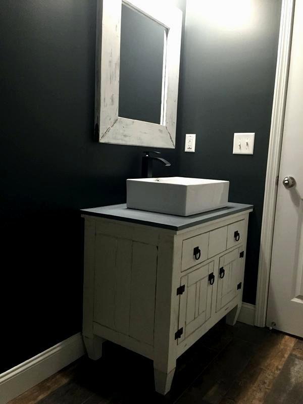 incredible farmhouse style bathroom vanity decoration-Stylish Farmhouse Style Bathroom Vanity Pattern