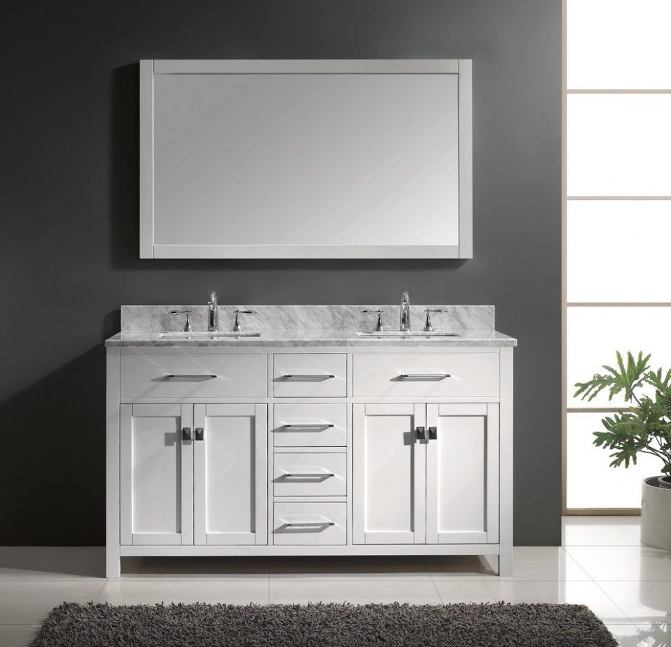inspirational 48 white bathroom vanity image-Sensational 48 White Bathroom Vanity Gallery