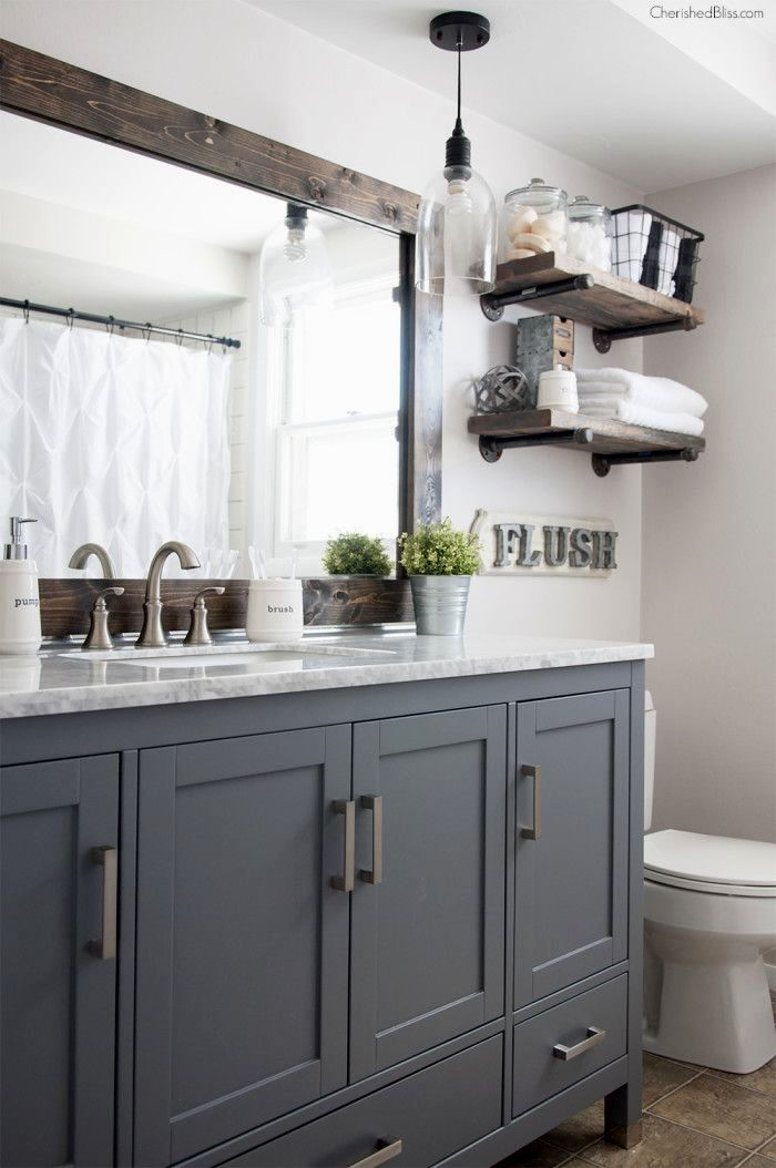inspirational farmhouse style bathroom vanity portrait-Stylish Farmhouse Style Bathroom Vanity Pattern