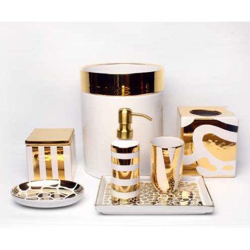 Inspirational Gold Bathroom Accessories Sets Décor Beautiful Ideas