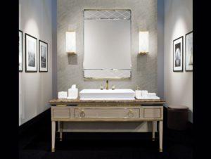 Italian Bathroom Vanities New Lutetia L Luxury Italian Bathroom Vanity In Taupe Lacquered Wood Pattern