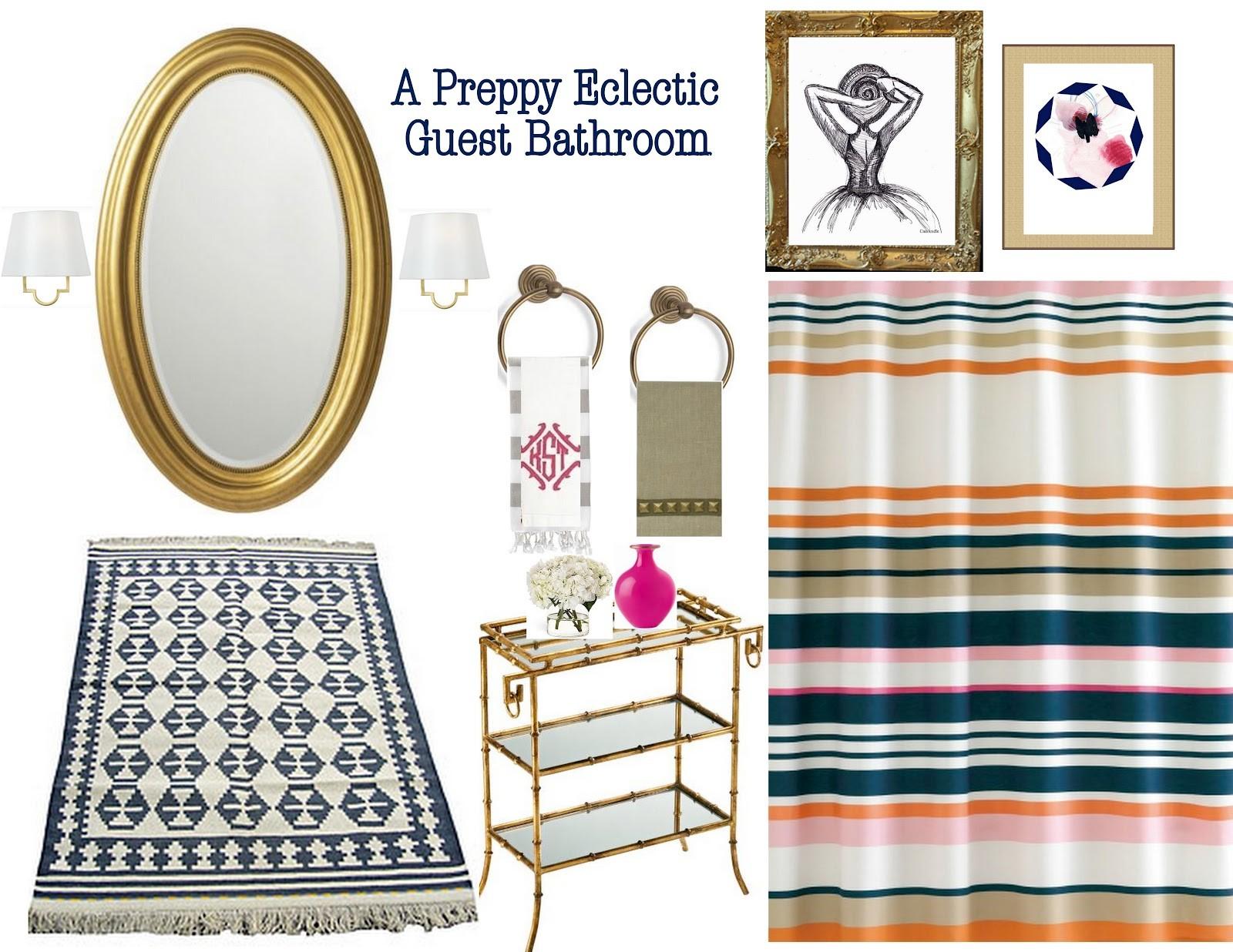 Kate Spade Bathroom Stylish Shower Curtain Candy Stripe Curtains Design Construction