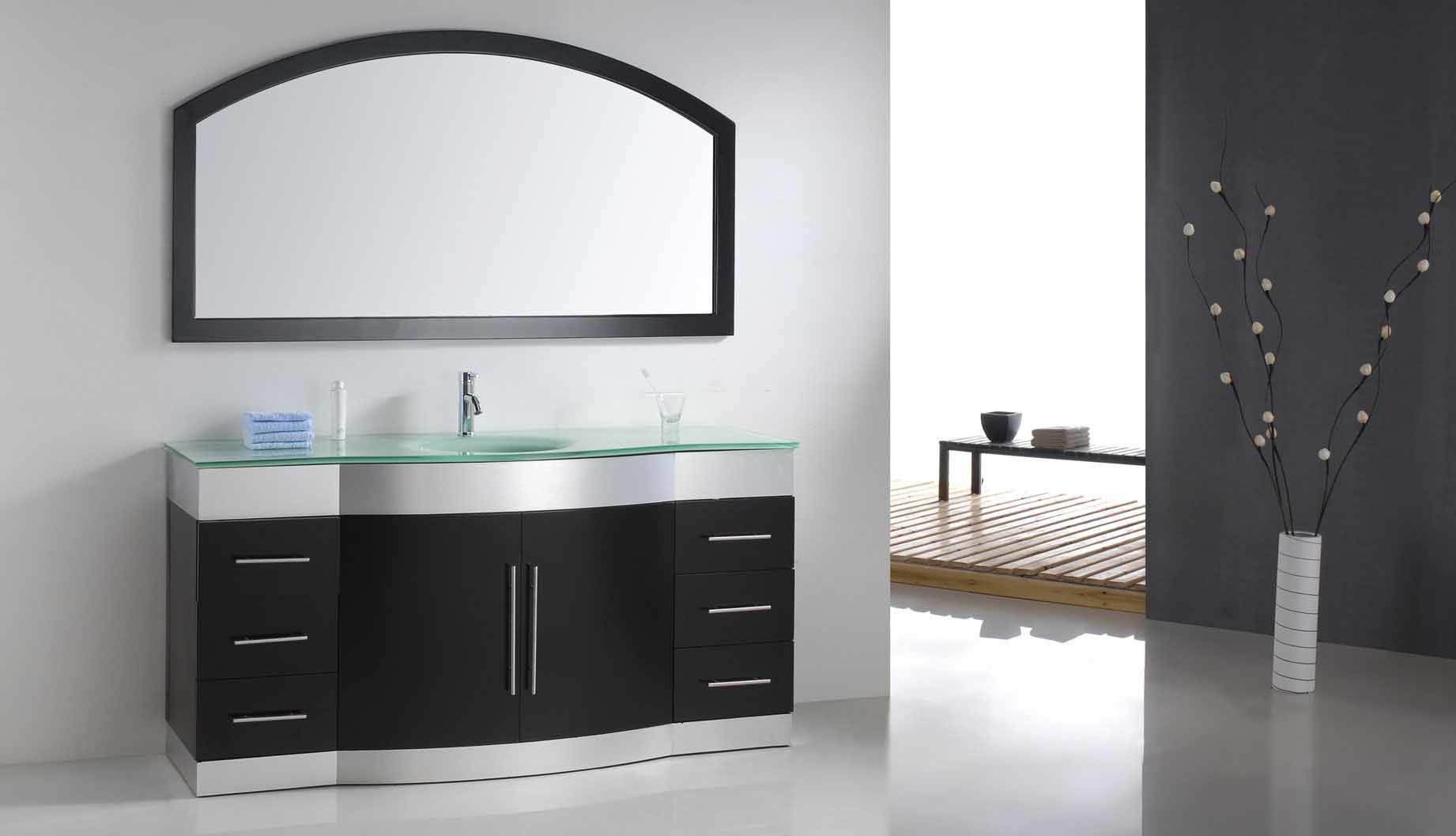 latest 48 white bathroom vanity gallery-Sensational 48 White Bathroom Vanity Gallery