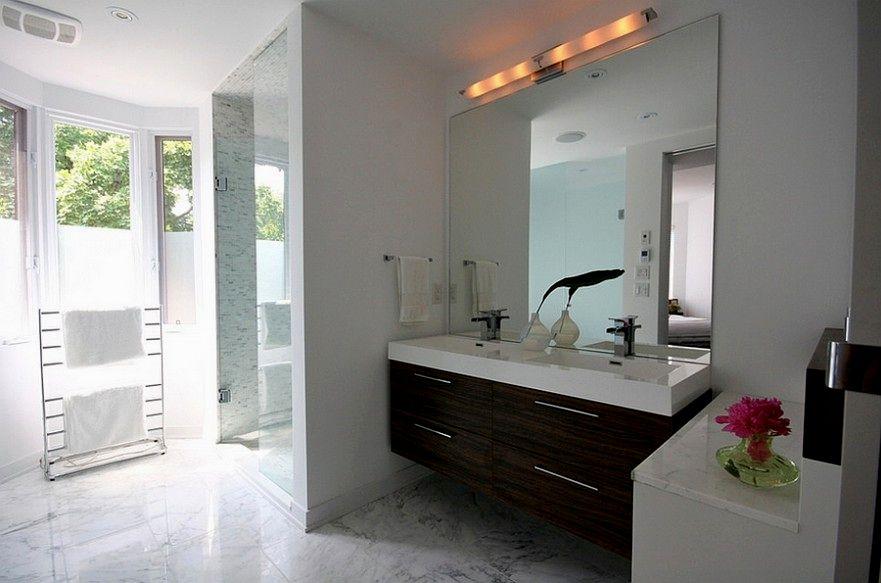 latest bathroom frameless mirror photograph-Awesome Bathroom Frameless Mirror Concept