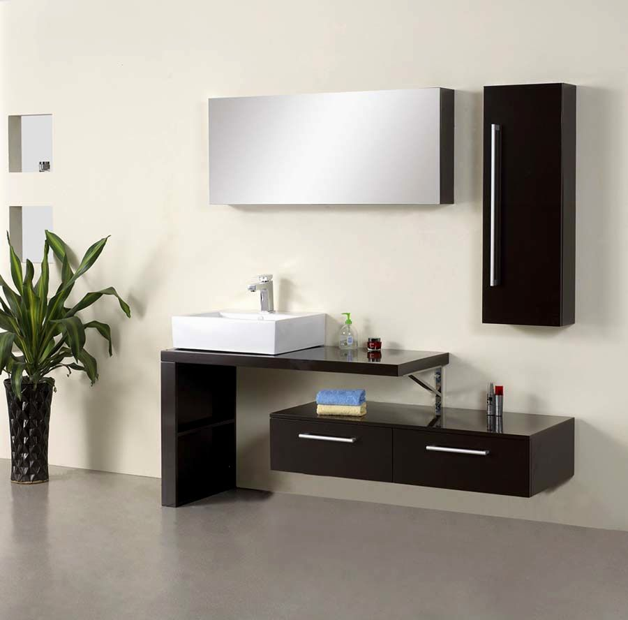 latest floating bathroom cabinets picture-Terrific Floating Bathroom Cabinets Photograph