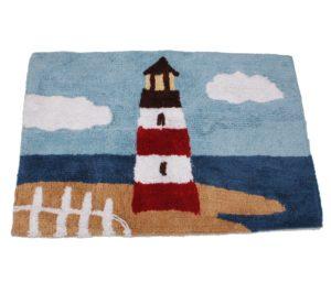 Lighthouse Bathroom Rugs Luxury Essential Home Point Bay Lighthouse Bath Rug Home Bed Bath Image