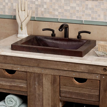 lovely bathroom copper sinks online-Best Bathroom Copper Sinks Inspiration