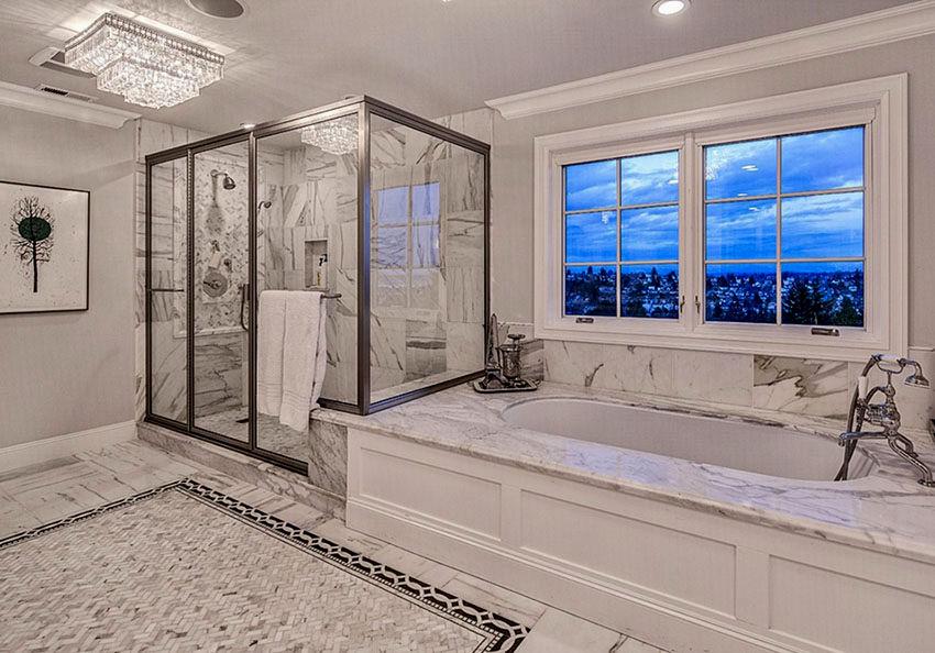 lovely bathroom tub tile ideas-Excellent Bathroom Tub Tile Wallpaper