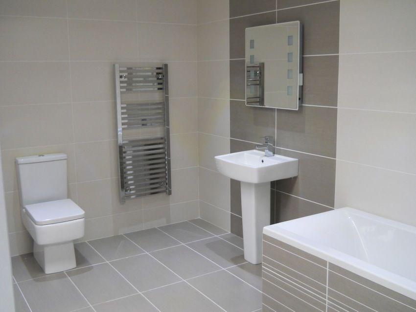 lovely gray bathroom floor tile collection-Beautiful Gray Bathroom Floor Tile Portrait