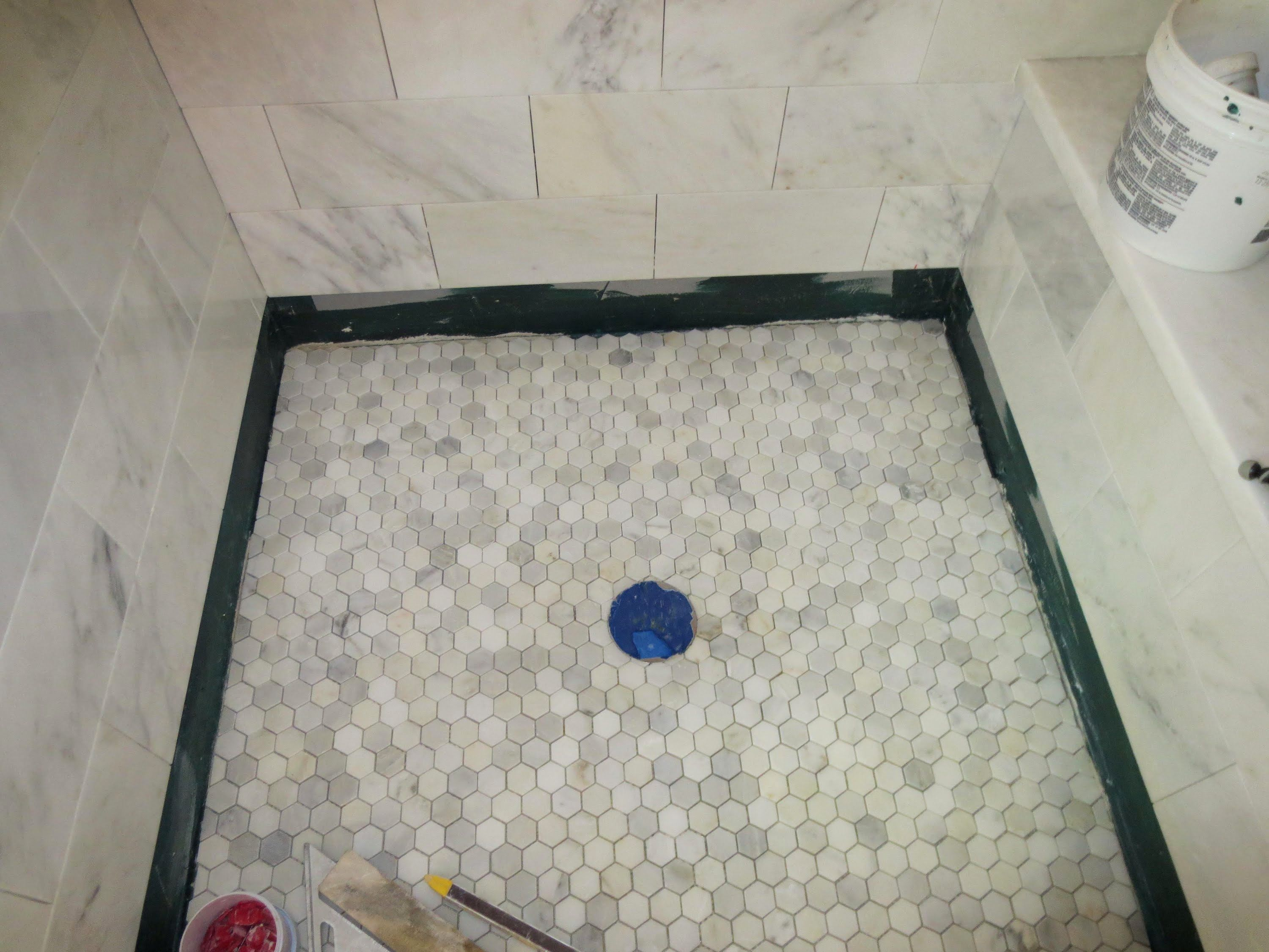 lovely marble bathroom floor photo-Best Marble Bathroom Floor Collection