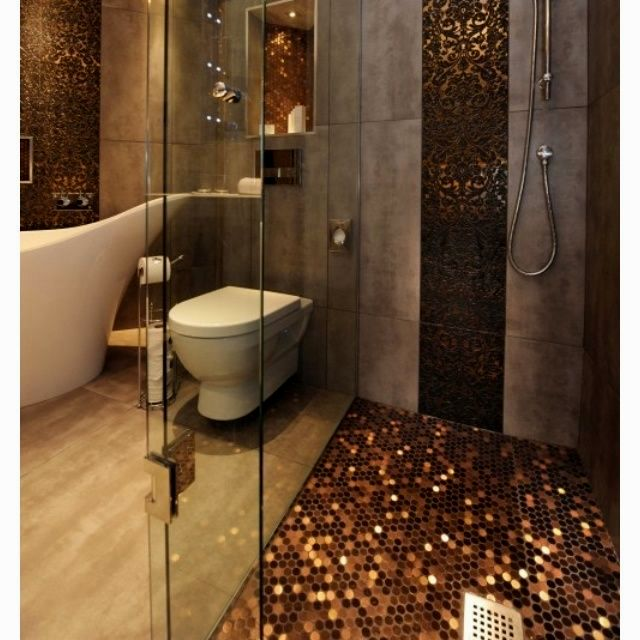 Finest Penny Bathroom Floor Gallery