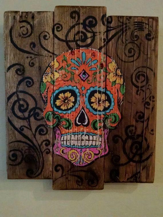 Skull Bathroom Decor: Fresh Sugar Skull Bathroom Decor Design