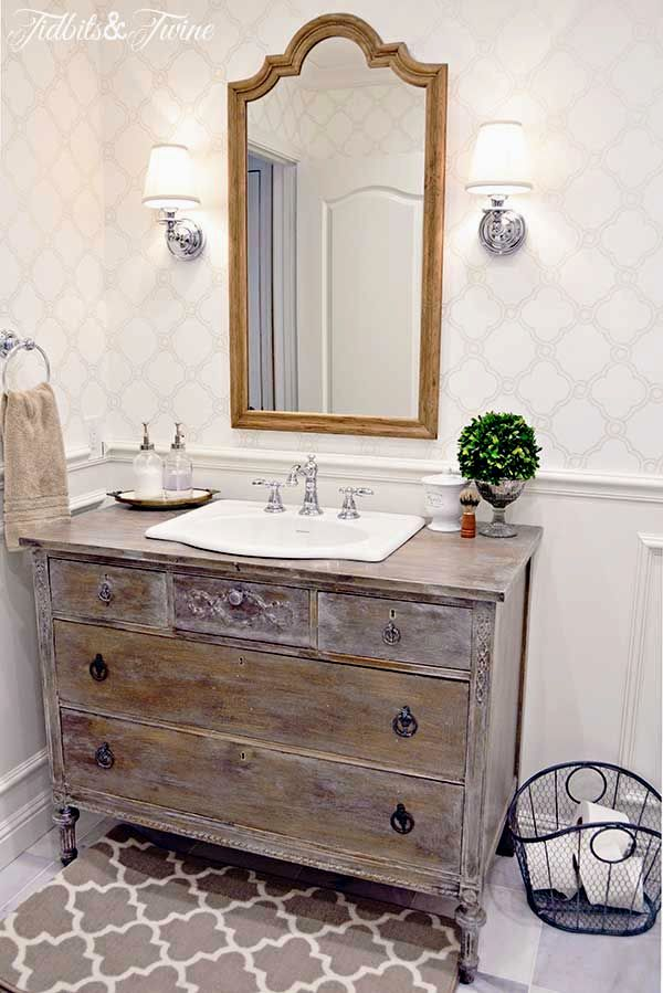 lovely whitewash bathroom vanity photograph-Inspirational Whitewash Bathroom Vanity Construction