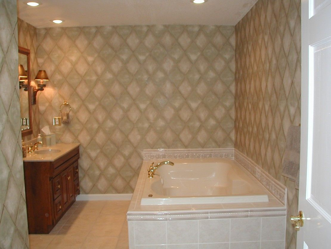 Awesome Bathroom Wall Tile Installation Cost Construction | Bathroom ...